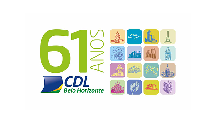 Ao longo de seus 61 anos, a CDL/BH contribui diretamente para o seu desenvolvimento da capital mineira